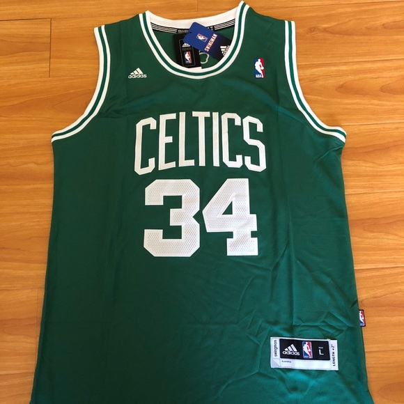 Paul Pierce  34 Boston Celtics Jersey 4d143c3cb